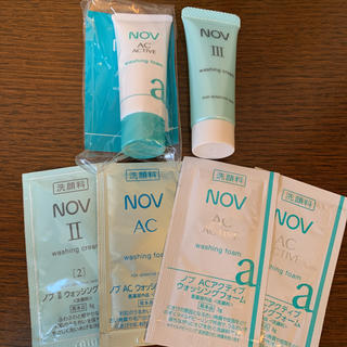 NOV - NOV★洗顔 サンプル