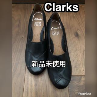 クラークス(Clarks)のClarks ウェッジソール5㎝(ローファー/革靴)