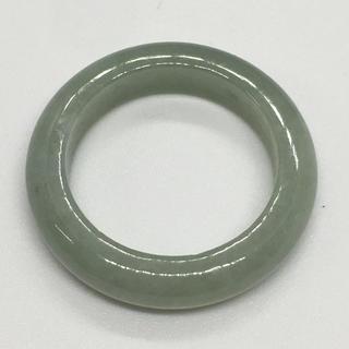 ヒスイ 翡翠 天然石 リング 指輪 12号 送料無料 ミャンマー産 3(リング(指輪))