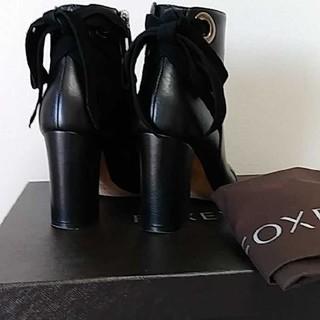 フォクシー(FOXEY)のFOXEY☆ショートブーツ35(ブーツ)