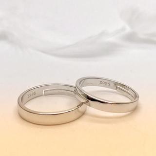 ペアリング シンプル(リング(指輪))