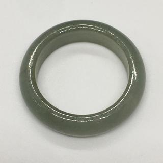 ヒスイ 翡翠 天然石 リング 指輪 13号 送料無料 ミャンマー産 4(リング(指輪))