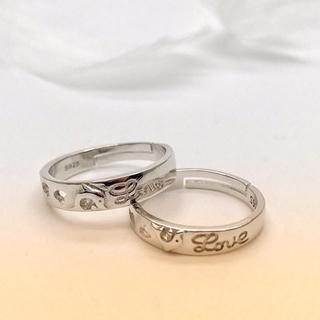 ペアリング イルカ(リング(指輪))