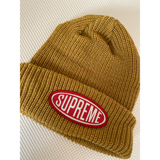 Supreme - 新品 タグ付き supreme シュプリーム ニット帽 キャップ ビーニー