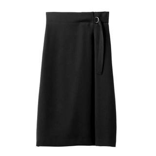 インディヴィ(INDIVI)の美品 INDIVI スカート(ひざ丈スカート)