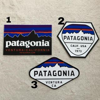 パタゴニア(patagonia)のパタゴニア ロゴステッカー(その他)