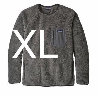 パタゴニア(patagonia)の新品 パタゴニア ロスガトスクルー XL XLサイズ グレー 希少 レア(ニット/セーター)