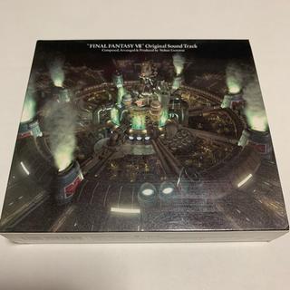 「ファイナルファンタジー7」オリジナル・サウンド・トラック
