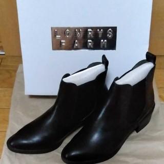 ローリーズファーム(LOWRYS FARM)のLOWRYS FARM ローリーズファーム サイドゴアブーツ(ブーツ)