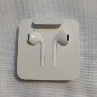 iPhone - iPhone8 純正 イヤホン