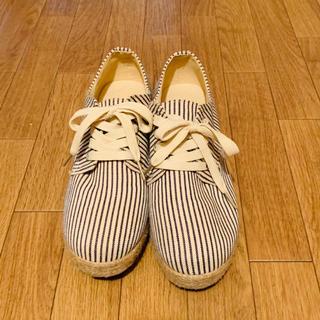 ジーユー(GU)のGU レトロシューズ(ローファー/革靴)