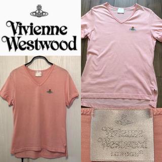 ヴィヴィアンウエストウッド(Vivienne Westwood)の☆早い者勝ち☆ヴィヴィアンウエストウッド オーブ刺繍 Tシャツ(Tシャツ(半袖/袖なし))
