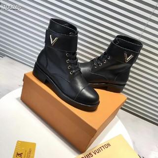 ルイヴィトン(LOUIS VUITTON)のLV  ブーツ(ブーツ)