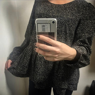 apart by lowrys - レオパード blouse