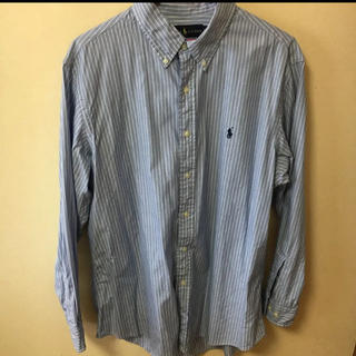 ポロラルフローレン(POLO RALPH LAUREN)のラルフローレンストライプシャツ(シャツ)