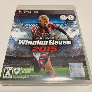 PlayStation3 - ワールドサッカー ウイニングイレブン 2015 PS3版