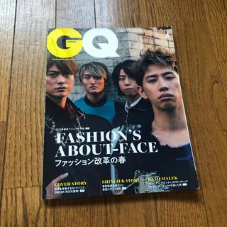 ワンオクロック(ONE OK ROCK)のGQ JAPAN (ジーキュー ジャパン) 2019年 04月号 (ニュース/総合)