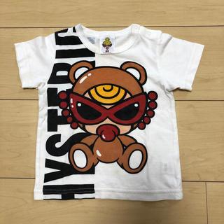 HYSTERIC MINI - 36.ヒスミニ  テディ Tシャツ