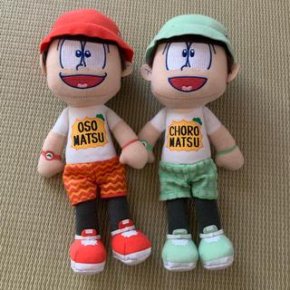 バンプレスト(BANPRESTO)のおそ松さん おそろ松 サマーTシャツ×レインハットvol.1(キャラクターグッズ)