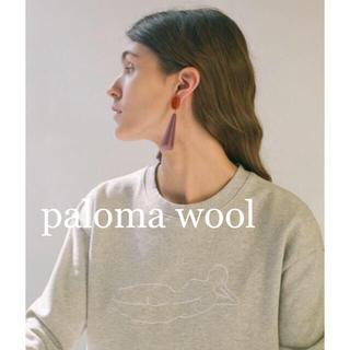 エディットフォールル(EDIT.FOR LULU)のpaloma wool スウェット palomawool (トレーナー/スウェット)