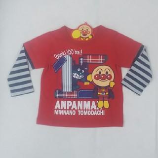 BANDAI - アンパンマン レイヤードTシャツ