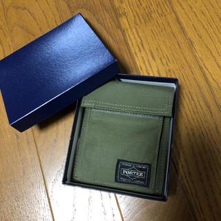 ポーター(PORTER)のポーター PORTER 二つ折り 財布 ウォレット(折り財布)
