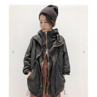 L'Appartement DEUXIEME CLASSE - アパルトモン REMI RELIEF Nylon ZipUp ジャケット 未使用