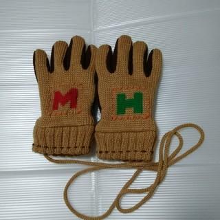 ミキハウス(mikihouse)のファミリアキッズ手袋(手袋)