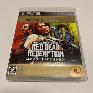 PlayStation3 - レッドデッドリデンプション:コンプリートエディション PS3ソフト