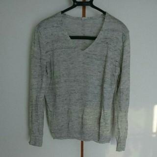 MUJI (無印良品) - レディース 良品計画 Vネック セーター