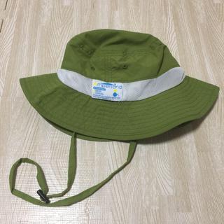 ampersand - ampersand メッシュキャップ 帽子 グリーン 52cm