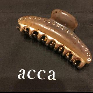 acca - acca ヘアクリップ【ティアラクイーン】中サイズ / アッカ