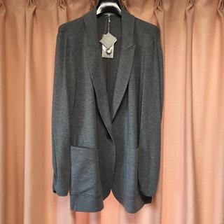 ジユウク(自由区)のグレーのジャケット(テーラードジャケット)