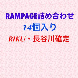 THE RAMPAGE - RAMPAGE詰め合わせ14個入り③