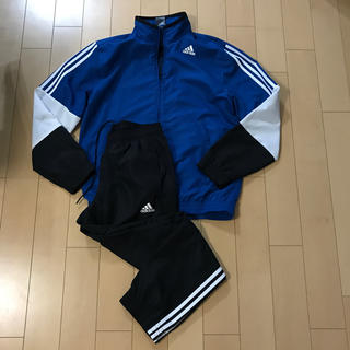 adidas - アディダス☆スポーツウェア☆上下☆サイズS