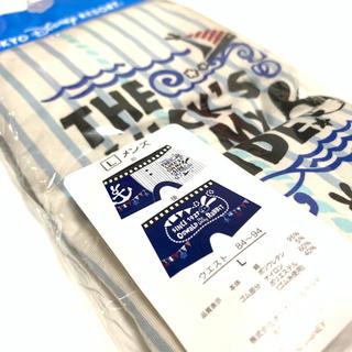 Disney - 【未開封】Disney ボクサーパンツ/メンズ ¥1,600