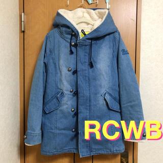 RODEO CROWNS WIDE BOWL - RCWB(ロデオクラウンズ)デニムコート