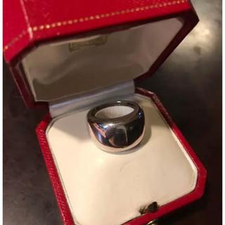 カルティエ(Cartier)のカルティエ ヌーベルバーグ ホワイトゴールド(リング(指輪))