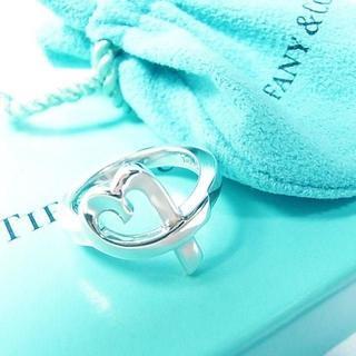 ティファニー(Tiffany & Co.)の☆新品☆未使用☆Tiffany&Co. ティファニー ラビングハートリング9号(リング(指輪))