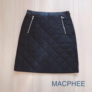 TOMORROWLAND - MACPHEE マカフィー ❁ キルティング タイトスカート