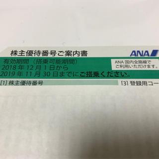 ANA 株主優待(その他)