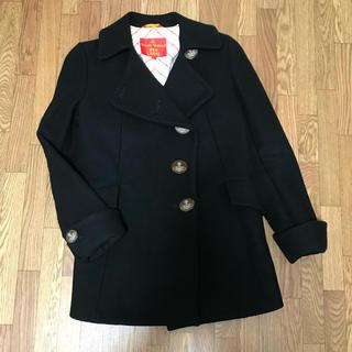 ヴィヴィアンウエストウッド(Vivienne Westwood)のコート(ピーコート)