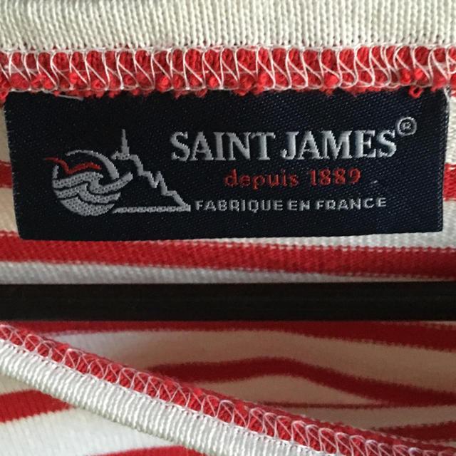 SAINT JAMES(セントジェームス)のセントジェームス ウエッソンボーダーカットソー レディースのトップス(カットソー(長袖/七分))の商品写真