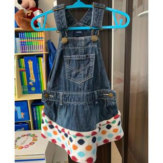 ベビーギャップ(babyGAP)のbaby GAP ジャンパースカート(スカート)