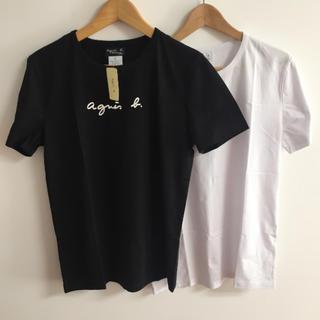 agnes b. - agnesb. 定番L黒白2点セットアニエス・ベー半袖Tシャツ