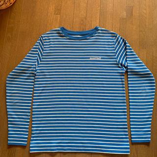モンベル(mont bell)のモンベル   長袖Tシャツ(Tシャツ/カットソー)