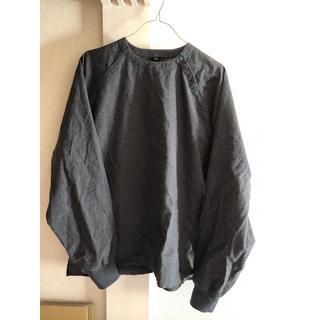 ムジルシリョウヒン(MUJI (無印良品))の無印良品 フランネルプルオーバーシャツ(シャツ)