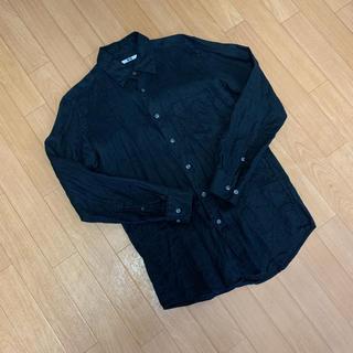 UNIQLO - シャツ Sサイズ ブラック