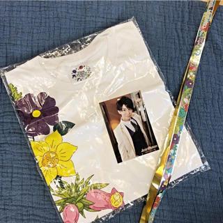 【新品未使用】キンプリ ツアーTシャツ 2019 銀テ&公式写真付き