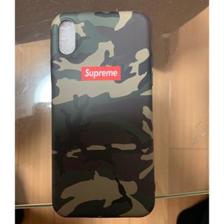 Supreme - IPhone X ケース